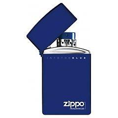 Zippo Into The Blue Woda toaletowa spray - możliwość napełniania 100ml