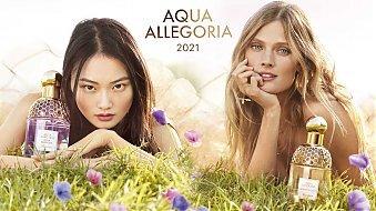 Guerlain - nowości z linii Aqua Allegoria