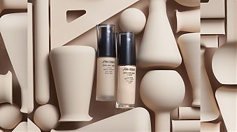 Ukryj niedoskonałości - Shiseido Synchro Skin Glow!