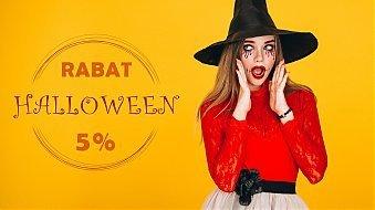 Hallowenowy Kod Rabatowy 5%