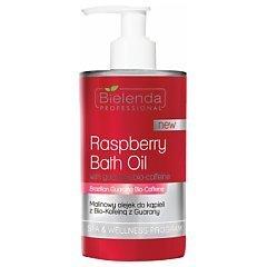 Bielenda Professional Raspberry Bath Oil With Guarana Bio-Coffeine 1/1