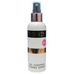 Makeup Revolution Pro Fix Oil Control Fixing Spray 1/1