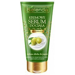 Bielenda Body Cream Serum Regenerating Green Olive & Yogurt 1/1