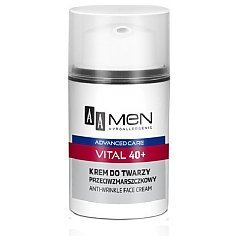 AA Men Advanced Care Face Cream Vital 40+ 1/1