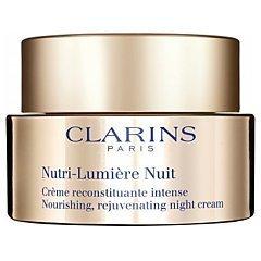 Clarins Nutri-Lumiere Nuit Nourishing Rejuvenating Night Cream 1/1