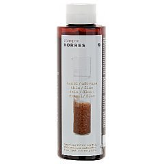 Korres Rice Proteins & Linden Shampoo For Thin/Fine Hair 1/1