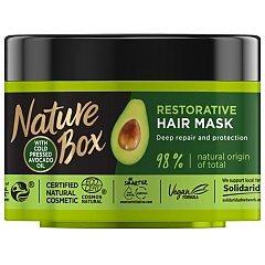 Nature Box Avocado Oil Mask 1/1