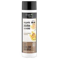 Organic Shop Golden Orchid Color Shampoo 1/1