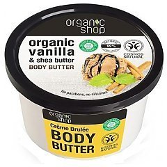 Organic Shop Creme Brulee Body Butter 1/1