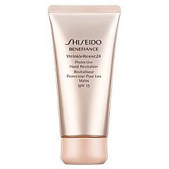 Shiseido Benefiance Wrinkle Resist 24 Protective Hand Revitalizer 1/1