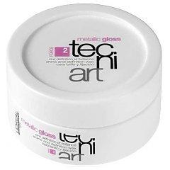 L'oreal Tecni Art Metalic Gloss Shine And Definition Wax 1/1