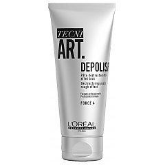 L'Oreal Professionnel Tecni Art Depolish Destructing Paste Rough Effect Force 4 1/1