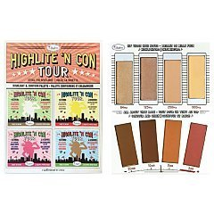 The Balm Highlite 'N Con Tour 1/1