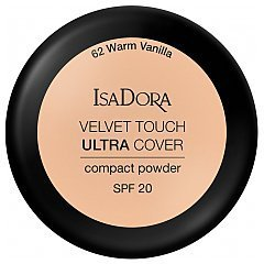 IsaDora Velvet Touch Ultra Cover Compact Powder 1/1