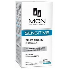 AA Men Sensitive Cooling After Shave Gel 1/1