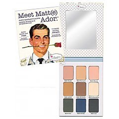 The Balm Meet Matte Ador Eyeshadow 1/1