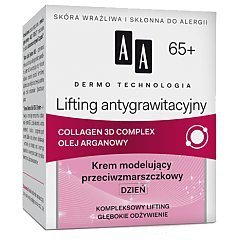 AA Dermo Technology Antigravitational Lifting Day Cream 65+ 1/1