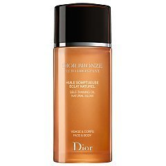 Christian Dior Bronze Auto-Bronzant Self-Tanning Oil Natural Glow 1/1