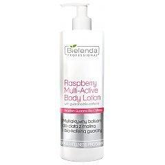 Bielenda Professional Raspberry Multi-Active Body Lotion With Guarana Bio-Coffeine 1/1
