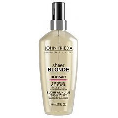 John Frieda Sheer Blonde Hi-Impact Restoring Oil Elixir 1/1