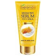 Bielenda Body Cream Serum Moisturizing Honey & Goat Milk 1/1