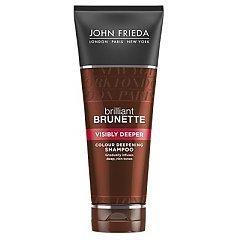 John Frieda Brilliant Brunette Visibly Deeper Shampoo 1/1