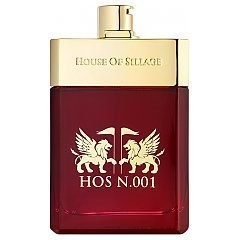 House of Sillage HOS N.001 Pour Homme tester 1/1