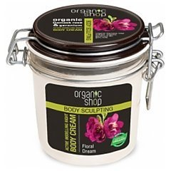 Organic Shop Body Sculpting Floral Dream Body Cream 1/1