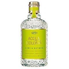 Maurer + Wirtz 4711 Acqua Colonia Lime & Nutmeg 1/1