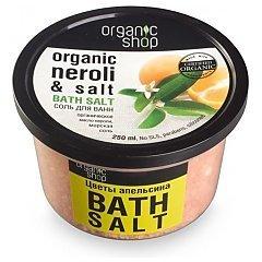 Organic Shop Neroli & Salt Bath Salt 1/1
