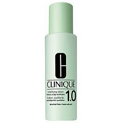 Clinique Clarifying Lotion 1.0 Twice A Day Exfoliator Alcohol Free 1/1