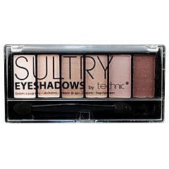 Technic Sultry Colour Eyeshadow Palette 1/1