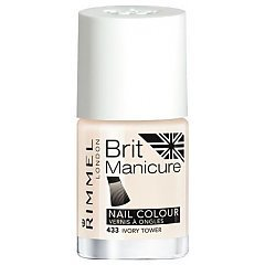 Rimmel Brit Manicure Nail Colour 1/1