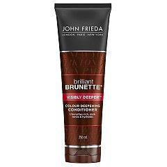 John Frieda Brilliant Brunette Visibly Deeper Conditioner 1/1
