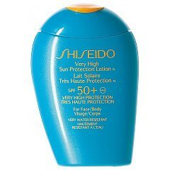 Shiseido The Suncare Very High Sun Protection Lotion N for Face-Body 1/1