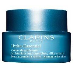 Clarins Hydra-Essentiel Moisturizes and Quenches Silky Cream 1/1