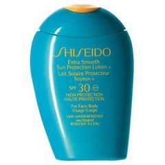 Shiseido Extra Smooth Sun Protection Lotion SPF 30 1/1