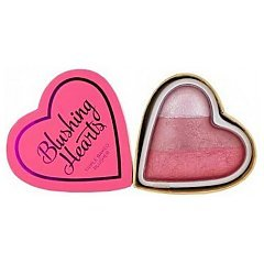 Makeup Revolution Blushing Hearts Triple Baked Blusher 1/1