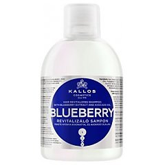 Kallos Blueberry Hair Revitalizing Shampoo 1/1