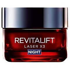 L'oreal Revitalift Laser X3 Anti-Ageing Night Mask-Cream 1/1