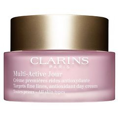 Clarins Multi-Active Jour Targets Fine Lines Antioxidant Day Cream 1/1