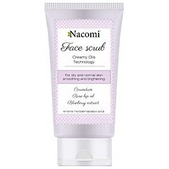 Nacomi Face Scrub Smoothing and Brightening 1/1