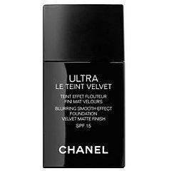 CHANEL Ultra Le Teint Velvet Blurring Smooth-Effect Foundation 1/1