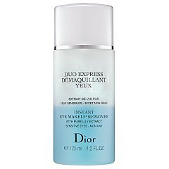 Christian Dior Instant Eye Makeup Remover tester 1/1