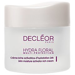 Decleor Hydra Floral 24hr Hydrating Rich Cream with Neroli 1/1