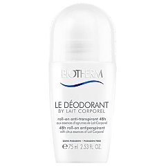 Biotherm Lait Corporel Le Deodorant 48h Roll-on Antiperspirant 1/1