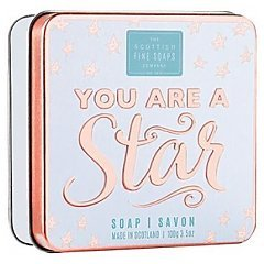 The Scottish Fine Soaps You Are A Star Soap In A Tin 1/1