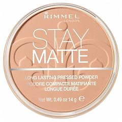 Rimmel Stay Matte Long Lasting Pressed Powder 1/1