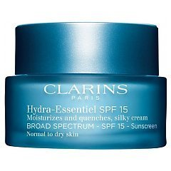 Clarins Hydra-Essentiel Moisturizes and Quenches Silky Cream 1/1