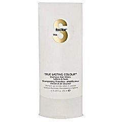 Tigi S Factor True Lasting Colour Shampoo 1/1